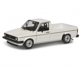 1:18 VW Caddy white