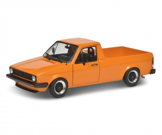 1:18 VW Caddy orange met.