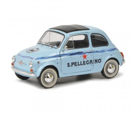 1:18 Fiat 500 S.PELLEGRINO