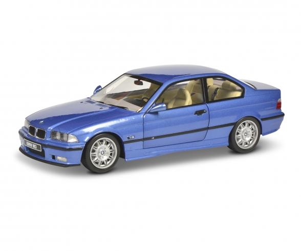 1:18 BMW E36 Coupé M3 blau