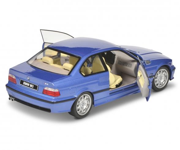 1:18 BMW E36 Coupé M3 blue