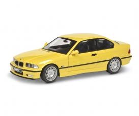 1:18 BMW E36 Coupé M3 gelb