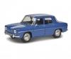 1:18 Renault 8 Major blau