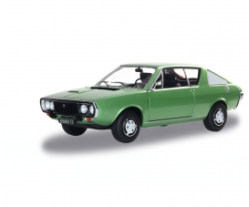 1:18 Renault R17 green