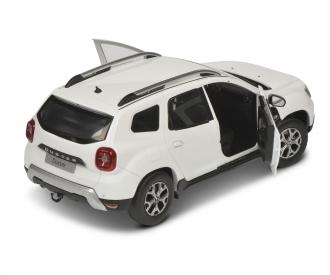 1:18 Dacia Duster MK2 white