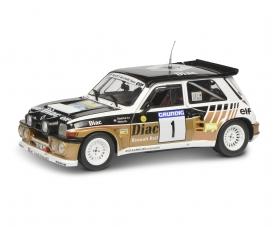 1:18 Renault 5 Maxi white #1