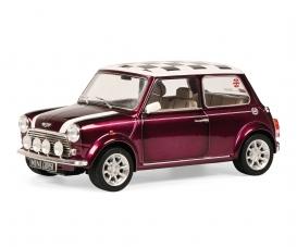 1:18 Mini Cooper Sport purple