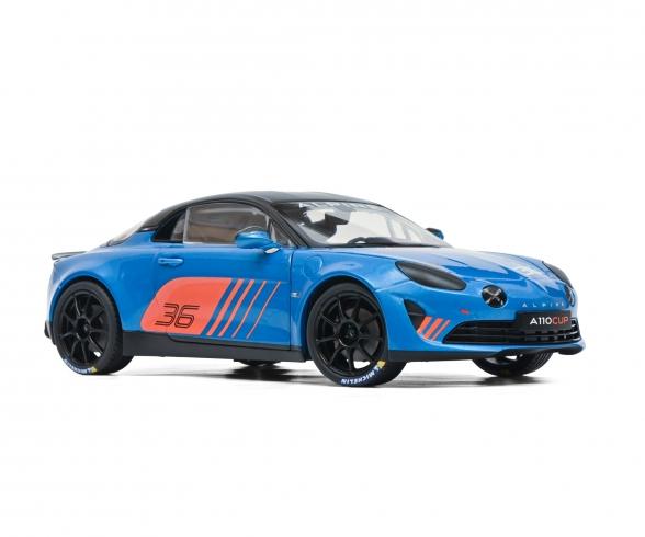 1:18 Alpine A110 CUP 2019