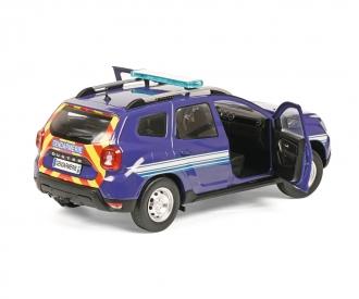 1:18 Dacia Duster GENDARMERIE