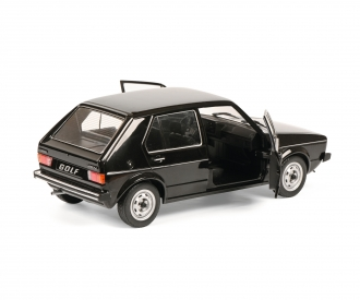 1:18 VW Golf L schwarz