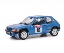 1:18 Peugeot 205 Rallye #18