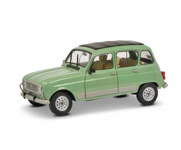 1:18 Renault 4L GTL grün