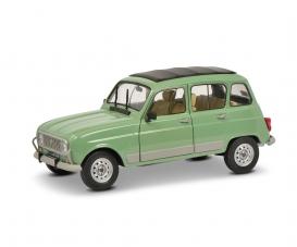 1:18 Renault 4L GTL green