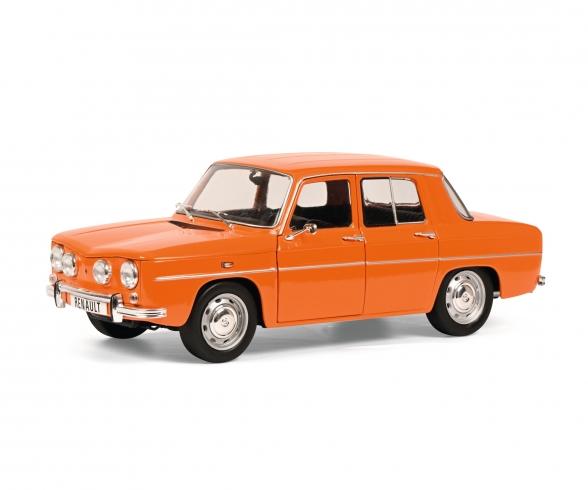1:18 Renault R8 TS orange