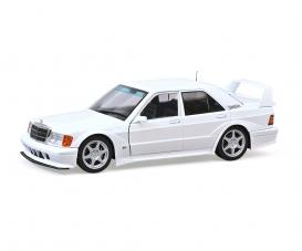 1:18 Mercedes-Benz 190E white