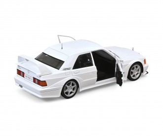 1:18 Mercedes-Benz 190E white