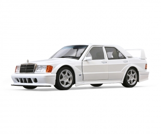 1:18 Mercedes-Benz 190E weiß