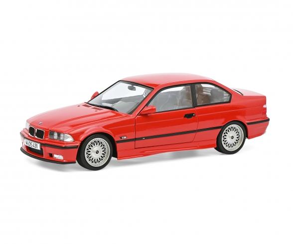 1:18 BMW E36 M3 red