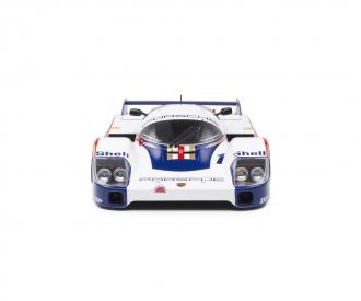 1:18 Porsche 956 LH white #1