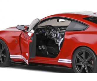 1:18 Ford Mustang Shelby red