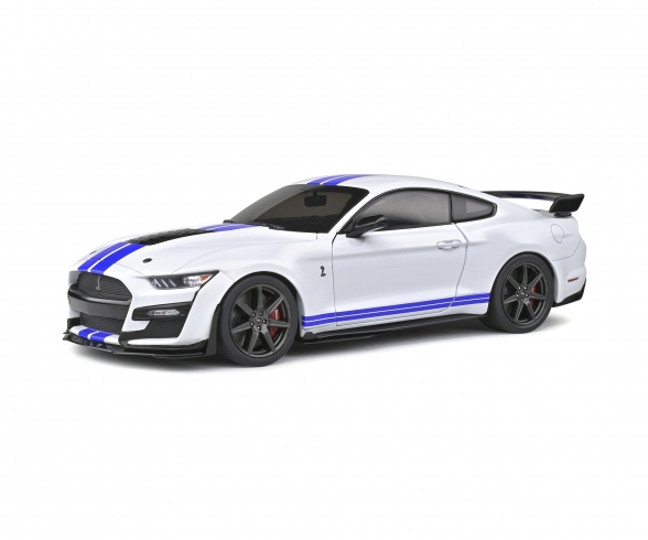 1:18 Ford Mustang Shelby white