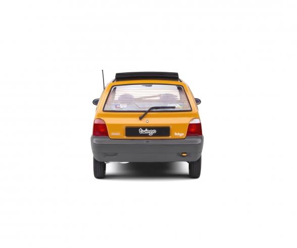 1:18 Renault Twingo oange