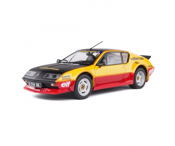 1:18 Alpine A310 orange