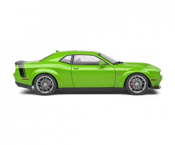 1:18 Dodge Challenger grün