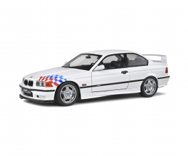 1:18 BMW M3 lightweight white