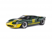 1:18 Ford GT40 green racing