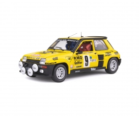 1:18 Renault 5 Turbo #9