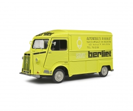1:18 Citoen HY Serv.Berliet yellow