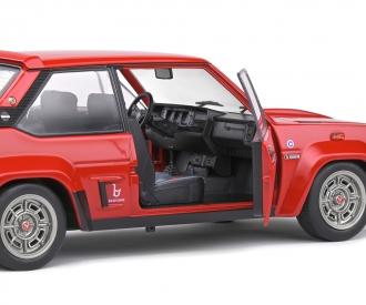 1:18 Fiat 131 Abarth rot