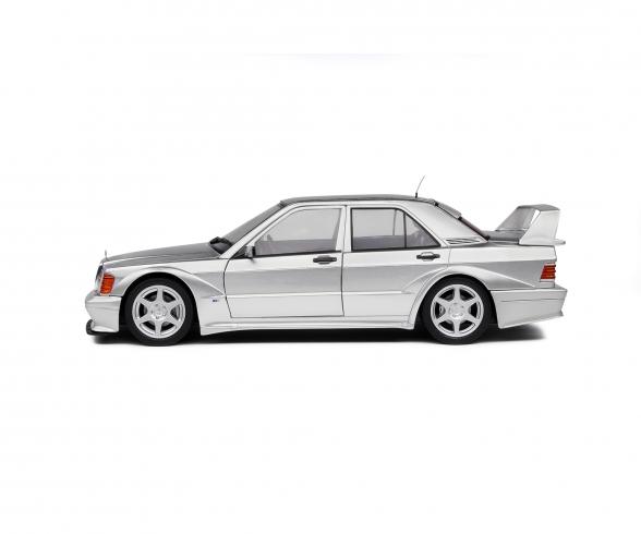 1:18 Mercedes-Benz 190E silber