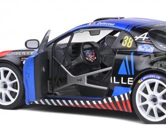 1:18 Alpine A110 #11 blue