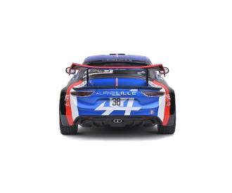 1:18 Alpine A110 #11 blau