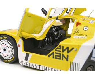 1:18 Porsche 956 #7 yellow