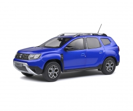 1:18 Dacia Duster blue