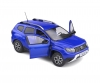 1:18 Dacia Duster blue