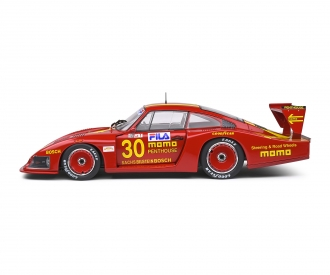 1:18 Porsche 935 MobyDick #70 red