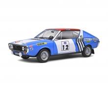 1:18 Renault R17 #12 blau