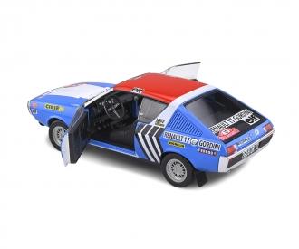 1:18 Renault R17 #12 blue