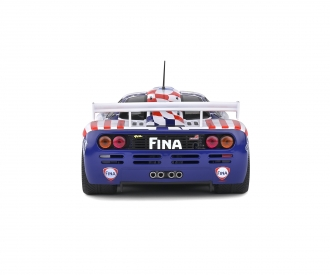 1:18 McLaren F1 GTR #39 white