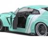 1:18 Nissan GTR R35 green