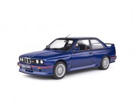 1:18 BMW E30 M3 Coupé blau
