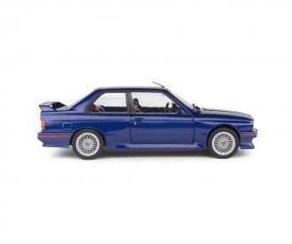 1:18 BMW E30 M3 Coupé blue