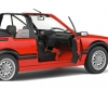 1:18 Peugeot 205 Cabrio red