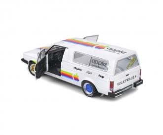 1:18 VW Caddy 935 TRIBUTE white