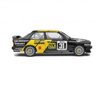 1:18 BMW E30 M3 schwarz #31