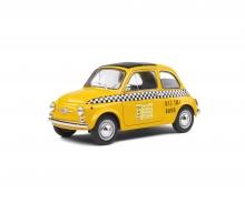 1:18 Fiat 500 TAXI NYC gelb
